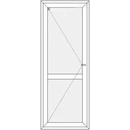 Okno 865x2295 mm