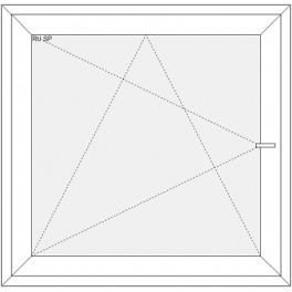 Okno 1165x1135 mm