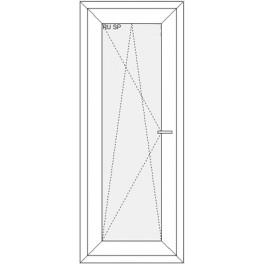 Okno 565x1435 mm