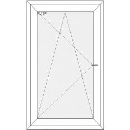 Okno 865x1435 mm