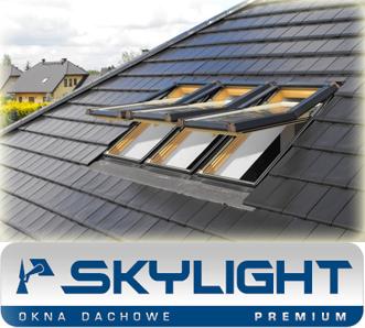 Okno Skylight Premium